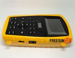 """Digital tv signal finder DVB-S2 Satellite Finder 3.5"""" LCD Satfinder Satlink WS-6909 mpeg 4 smart key finder"""