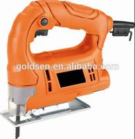 Hot GOLDENTOOL 55mm 400w Speed Variable Mini Power Wood Cutting Saw Machine Portable Electric Jigsaw