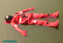 Quality most popular solas immersion suit insulated rsf ii