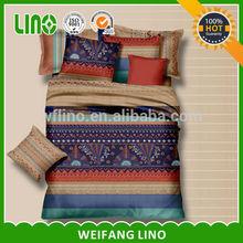 branded bed sheet/cheap duvet covers/american microfiber comforters