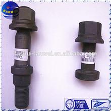 truck wheel bolt, truck wheel hub bolt