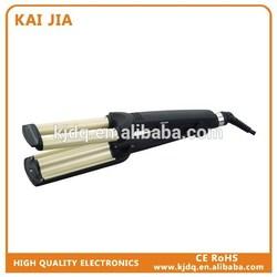 Silk Ceramic Flat Iron, Hair Curling Iron Set