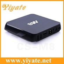 mini android tv Amlogic 8726 M8 S802 quad core 2.0GHz XBMC 2GB 8GB XBMC google m8 android video game