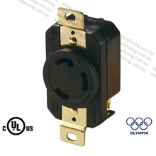 NEMA L6-30 AC Power Socket