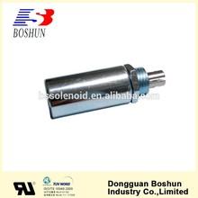 Tubular solenoid BS-1939T long stroke big force solenoid