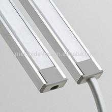 led strip cover and shades/Aluminum Led Profile
