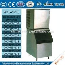 R22 220V 700kg/24h model 700P cube block ice machine