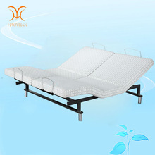 Cheap bed sleeping customized double size electric bed for home hotel hospital high quality