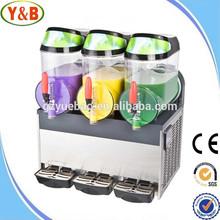 10+10+10L Industrial frozen cheap slush machine