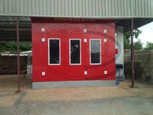 WLD9000 Luxury Type Spray Booth in Nigeria (CE) (TUV)
