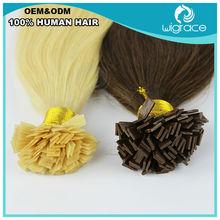 Online Shopping Remy Grade 1g Strand 24 Inch 220g Flat Tip Italian Hair Extensions Keratin Glue