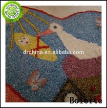 Produttore fibra di decorazione di rivestimento della parete vernice/seta intonaco/orientale cappotto