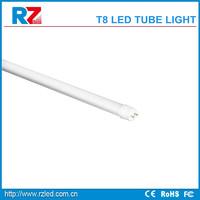 T8 tube 4ft Internal Driver 240 Degree Lighting Angle 4ft 18watt SMD beach tube dress