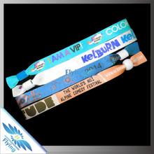 bandung textilefestival invitation card wristband