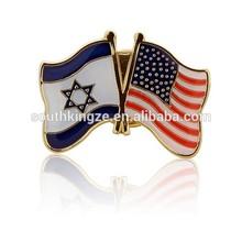 Flag Lapel Pin Badge Fashion Lapel Pins American Flag Badges