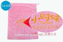 top sale velvet bag and velvet pouch