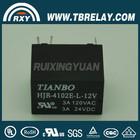 Mini Telecom Relay TIANBO HJR4102 (4100) 6 PIN 12V/24VDC Best Quality