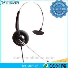 telephone accessory USB phone headsets for south america