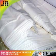 The mian white cloth quilt sheet grey fabric cutting fabric