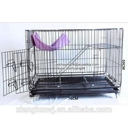 durable folding cat/ferret cage wholesale