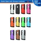 2 In 1 TPU + PC Rocket Series Hybrid Case for iPhone 6 Shockproof Case