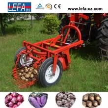 Hot sell Tractor Used mini potato harvester machine
