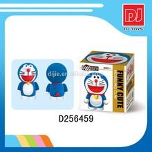 Super clay modeling clay preschool set educational toys Doraemon (7paket)wholesale