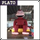 3m lifelike custom inflatable advertising monkey for giant events