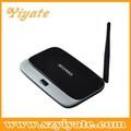 caixa smart tv quad core full hd media player 1080p cs918 caixa de tv rk3188 quad core caixa de download de jogos de vídeo