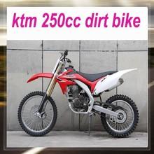 ktm 250cc racing motorcycle