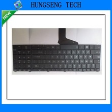 factory wholesale directly black laptop keyboard for toshiba C850 US