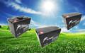 12v 105ah دورة العميق بطارية لتخزين الطاقة الشمسية