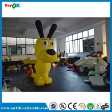 2014 new custom Inflatable giant dog model/inflatable dog cartoon/Inflatable Dog