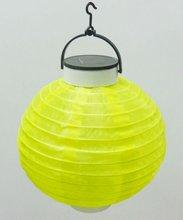 2012 solar LED lantern