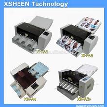 Electric XH-A3/A4 business card cutting machine