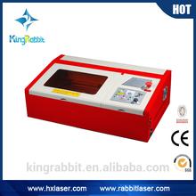 HX40B LPT and USB port mini desktop laser engraver