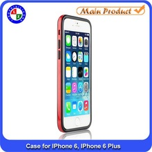 2014 hot sale new arrival factory supplied bumper for iphone 6 case, for iphone6 case