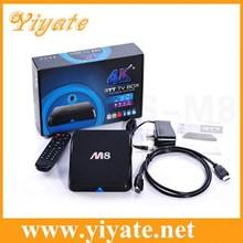 mini android tv Amlogic 8726 M8 S802 quad core 2.0GHz XBMC 2GB 8GB XBMC google video games
