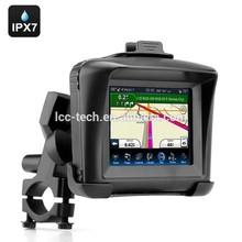 GPS SAT NAV MOTORCYLE navigation WITH EUROPE MAP