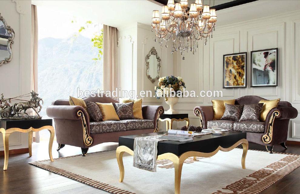 Acquistare mobili dalla cina, arredamento classico di lusso-Divani di ...