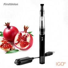 Custom logo electronic cigarette igo4c 1.6ml ce4 atomizer 800/1200puffs big vapor cigarette electric