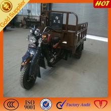 Three wheel motorcycl with open cargo/ three wheeler trike
