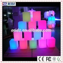 Led furniture single battery powered light led for nightclub KTV bar