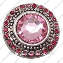 CJ2511 push button jewelry, women button jewelry, ginger snaps wholesale
