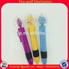 Fashion Fancy Charming metal led pen
