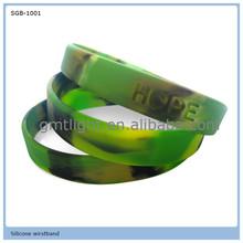 sophisticated china custom thin silicone wristband