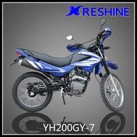 China off road brand new dirt bike motorcycle