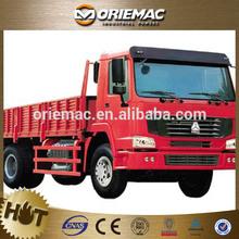 Sinotruk HOWO 4X2 diesel euro2 emission standard Cargo Van