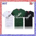 Venda quente personalizado atacado design brilham no escuro t- shirt