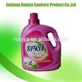 venta al por mayor de fragancia 3kg antifúngicos a granel líquido detergente de lavandería